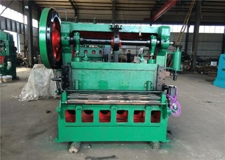 Automatic Expanded Metal Machine JQ25 - 25 For Expanded Metal Mesh