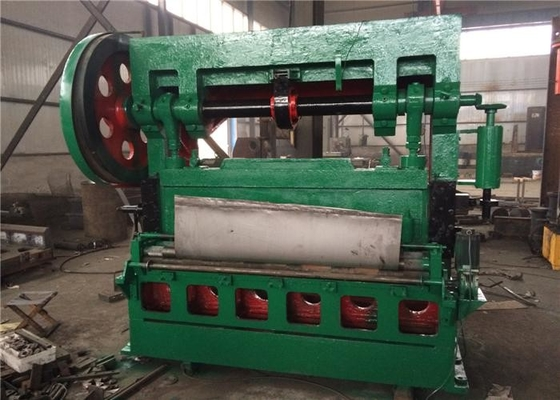1.5m Width Expanded Metal Machine 4500KG For Stainless Steel Expanded Mesh
