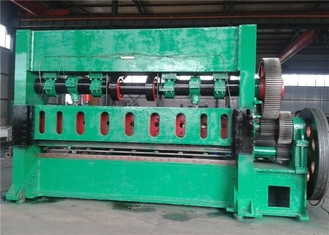 China Automatic Expanded Metal Mesh Machine ,  JQ25 - 160 Sheet Metal Making Machine supplier
