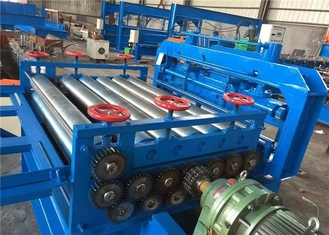 High Speed Multi Roll Sheet Straightening Machine For Leveling Wire Mesh