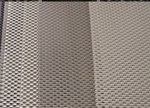 China 0.5mm Aluminum DVA One Way Mesh For Privacy Protection CE Certification supplier