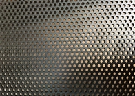 China 750mm Aluminum Sheet With Holes , Cyclone Screens Perforated Aluminum Sheet Metal factory