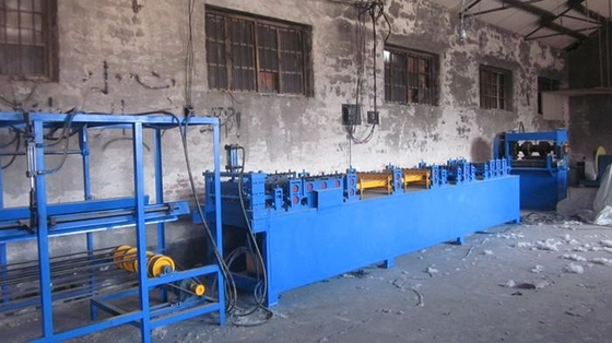 Building Materials Expanded Metal Machine For Construction Easy To Operate