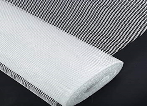 China White Fiberglass Wire Mesh For External / Internal Plaster Reinforcement factory